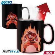 Dragon Ball - Heat Change Dbz/  Goku Mug
