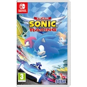 Team Sonic Racing Nintendo Switch Game