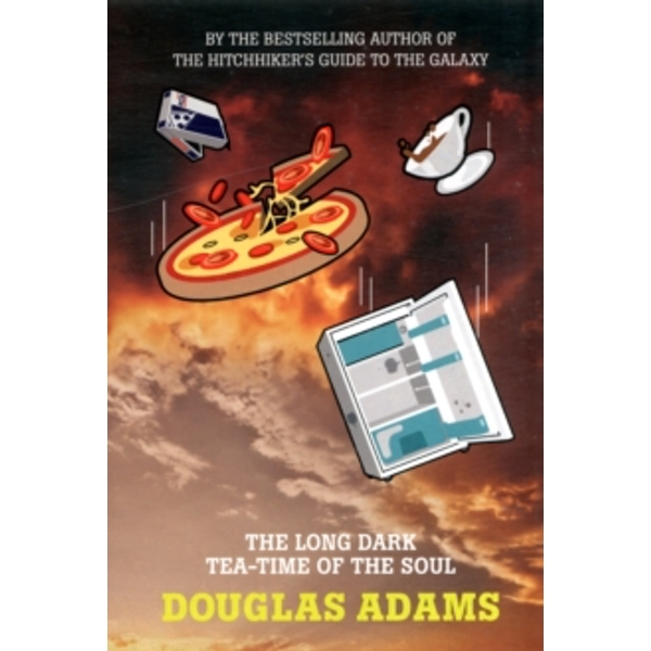 The Long Dark Tea-Time of the Soul by Douglas Adams (Paperback, 2012)