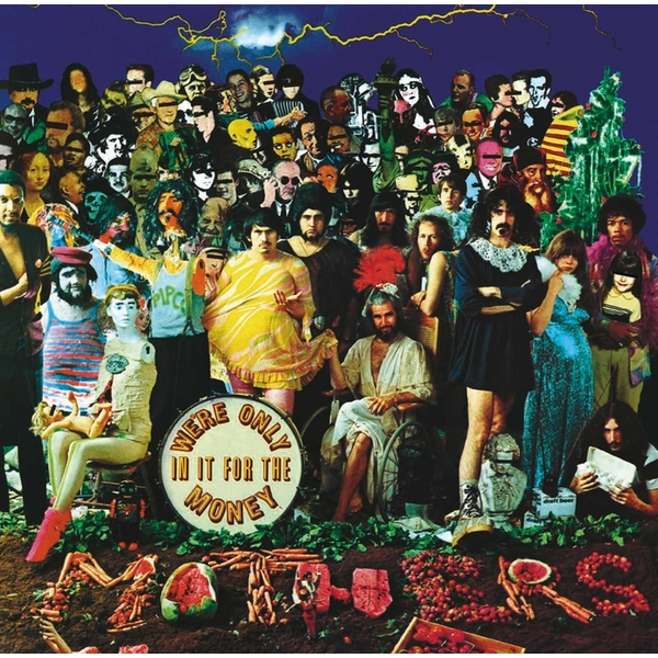 Frank Zappa & The Mothers Of Invention - WeRe Only In It For The Money Vinyl
