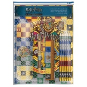 Harry Potter - House Crests Stationery Set