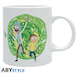 Rick And Morty - Portal White Mug - Image 2