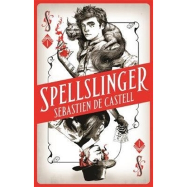 Spellslinger : The fantasy novel that keeps you guessing on every page