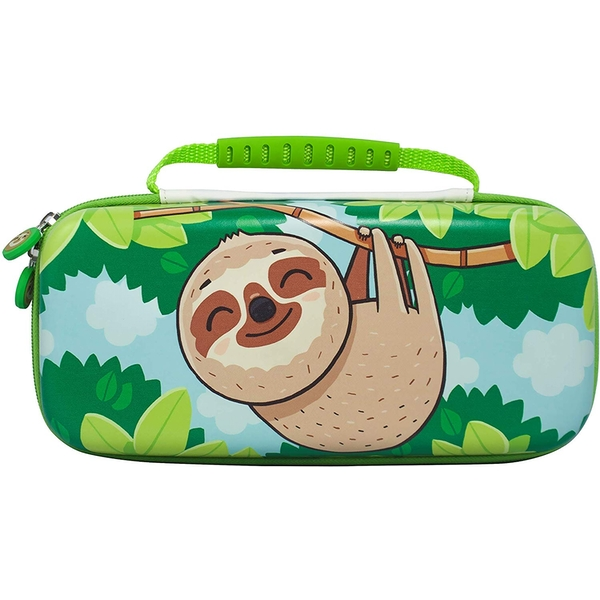 Sloth Protective Carry and Storage Case for Nintendo Switch