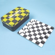 Draughts Travel Game