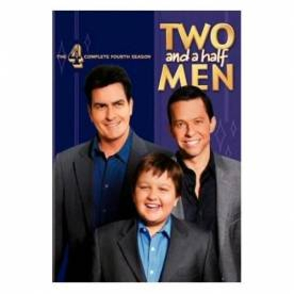 Two And A Half Men Season 4 DVD