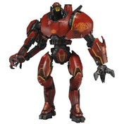 Neca Pacific Rim 7 Inch Deluxe Action Figure the Essential Jaegers Crimson Typhoon