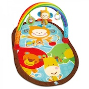 B Kids Travel Discovery Gym Mat Mini