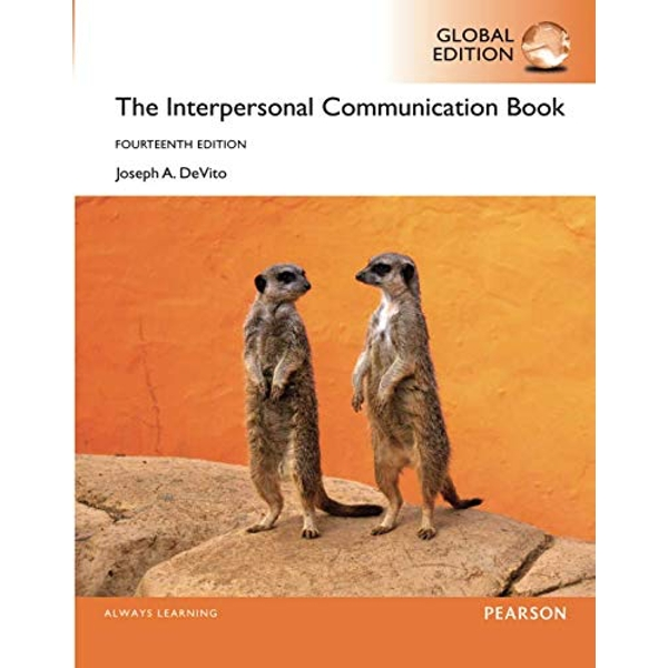 The Interpersonal Communication Book, Global Edition by Joseph A. DeVito (Paperback, 2015)