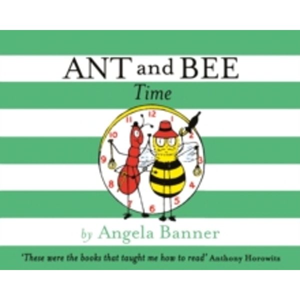 Ant and Bee Time by Angela Banner (Hardback, 2014)