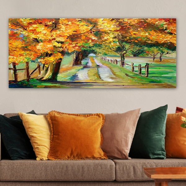 YTY128757305_50120 Multicolor Decorative Canvas Painting