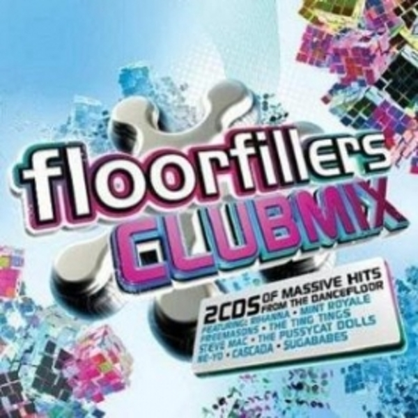 Floorfillers Club Mix 2CD