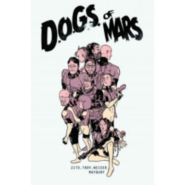 Dogs of Mars TP