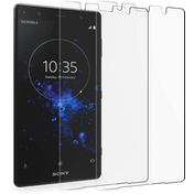 Sony Xperia XZ2 Premium Glass Screen Protector (Twin Pack) - Clear