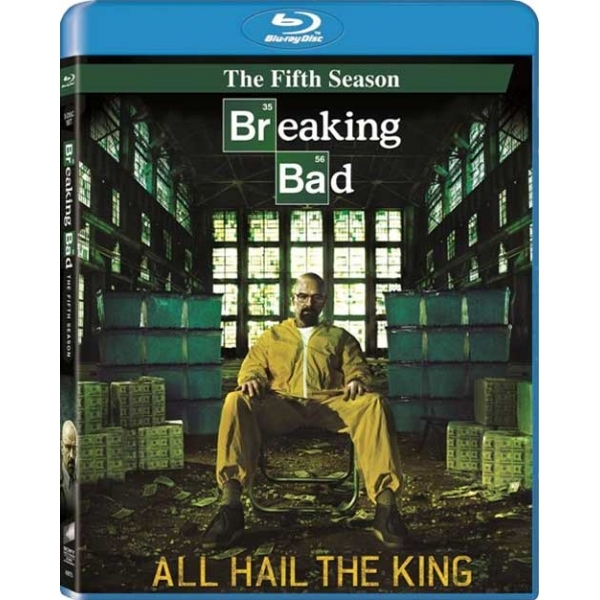 Breaking Bad Season 5 Blu-ray + UV Copy