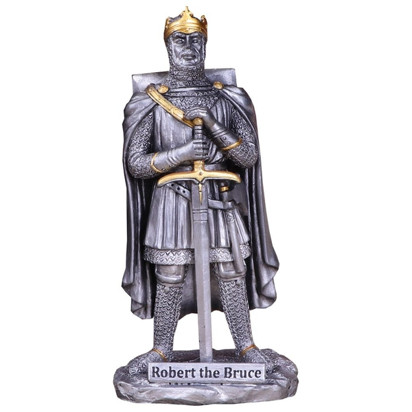 Robert the Bruce (Set of 6) Small Figurines