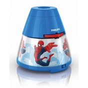 Marvel Spiderman 2-in-1 Projector & Night Light UK Plug