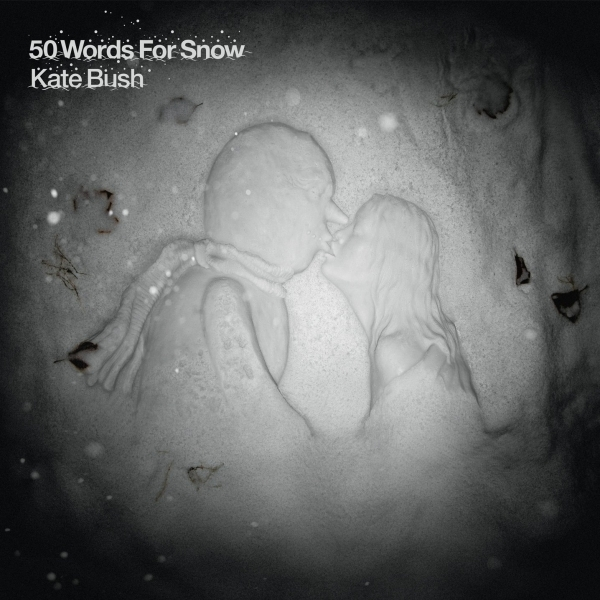 Kate Bush - 50 Words For Snow CD