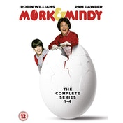 Mork & Mindy - Seasons 1-4 Complete Boxset DVD