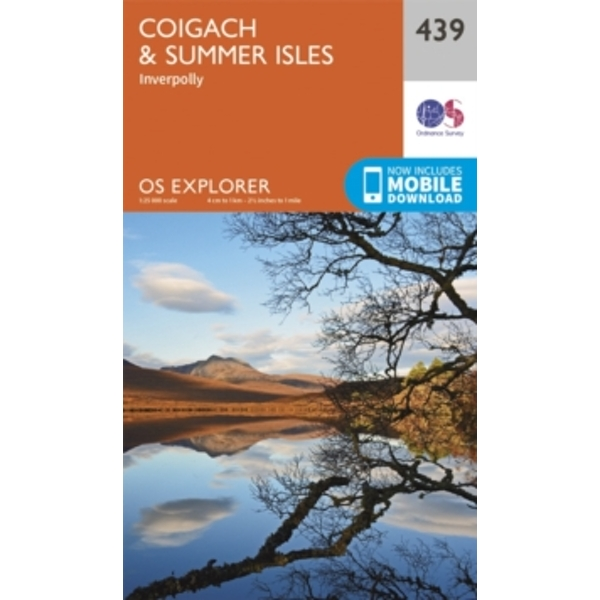 Coigach and Summer Isles by Ordnance Survey (Sheet map, folded, 2015)