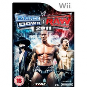 WWE Smackdown vs Raw 2011 Game Wii