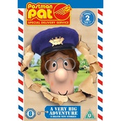 Postman Pat A Very Big Adventure DVD