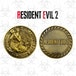 Maiden Resident Evil 2 Limited Edition Metal Replica R.P.D. Medallion - Image 2