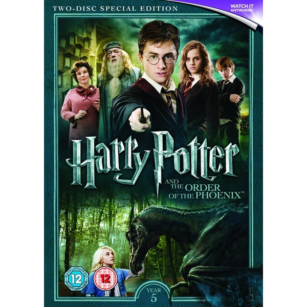Harry Potter and the Order of the Phoenix Special Edition DVD
