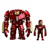 Ironman Mk43 and Hulkbuster (Avengers Age of Ultron) Hot Toys Artist Mix Series 1 Figure
