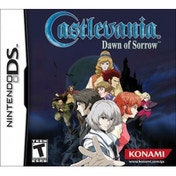 Castlevania Dawn of Sorrow Game DS