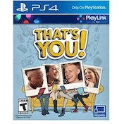That's You PS4 Game
