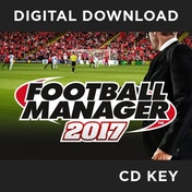 Football Manager 2017 CD Key Download for Steam