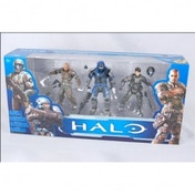 Halo Anniversary Edition Action Figure 3 Pack - Fearless Leaders