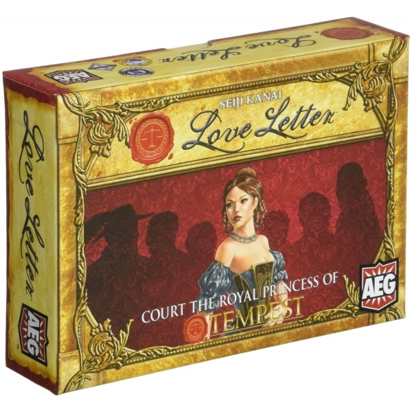 Love Letter Boxed Edition Board Game