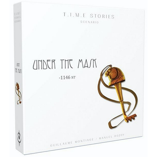 T.I.M.E Stories Under The Mask Board Game