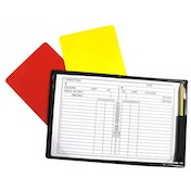 Precision Referees Note Book