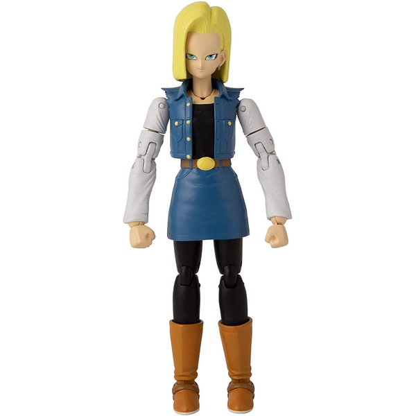 Android 18 (Dragon Ball Super) Dragon Stars Series 12 Action Figure