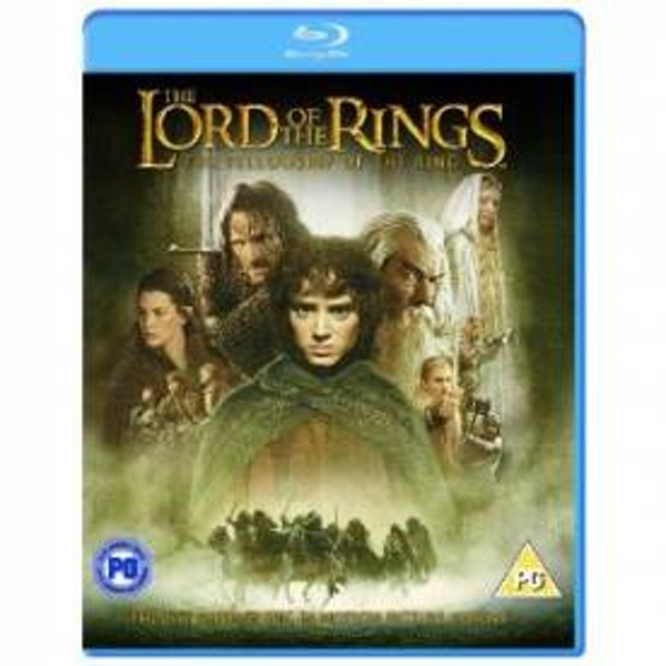 The Lord Of The Rings The Fellowship Of The Ring Blu-Ray