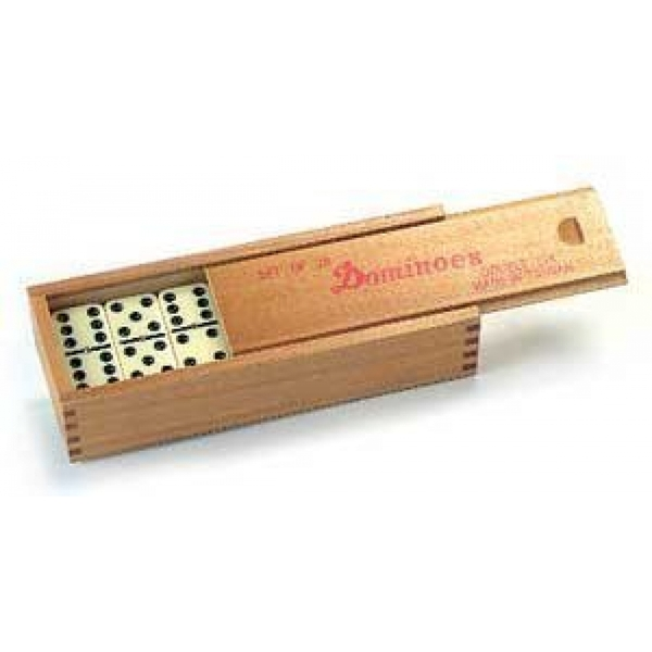 Club Dominoes Board Game