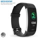 Proworks Activity Tracker Bracelet - Black - Image 2