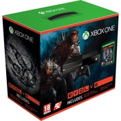 Xbox One Console with Evolve (without Kinect sensor)