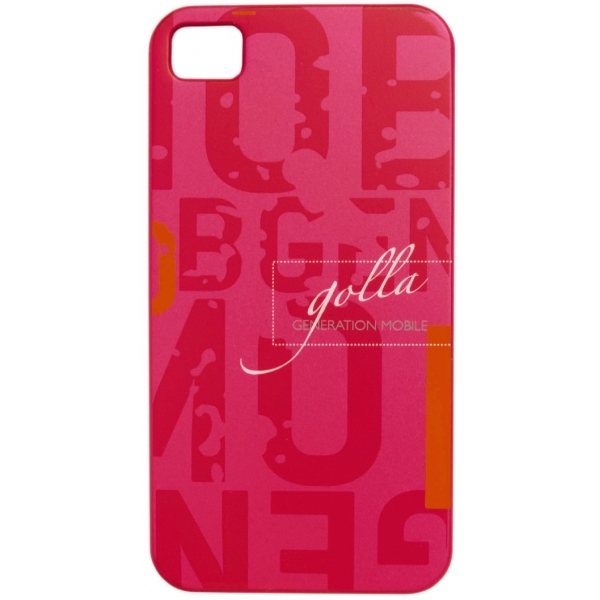 Hetty G1347 Iphone 4/4s Cover Pink