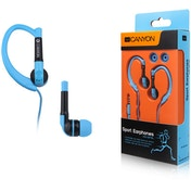 Canyon Sport Earphones Blue