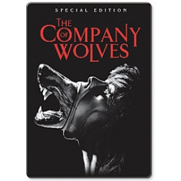 Company Of Wolves DVD