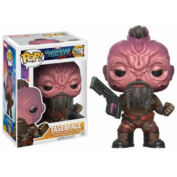 Taserface (Guardians of the Galaxy 2) Funko Pop! Vinyl Figure - Image 1