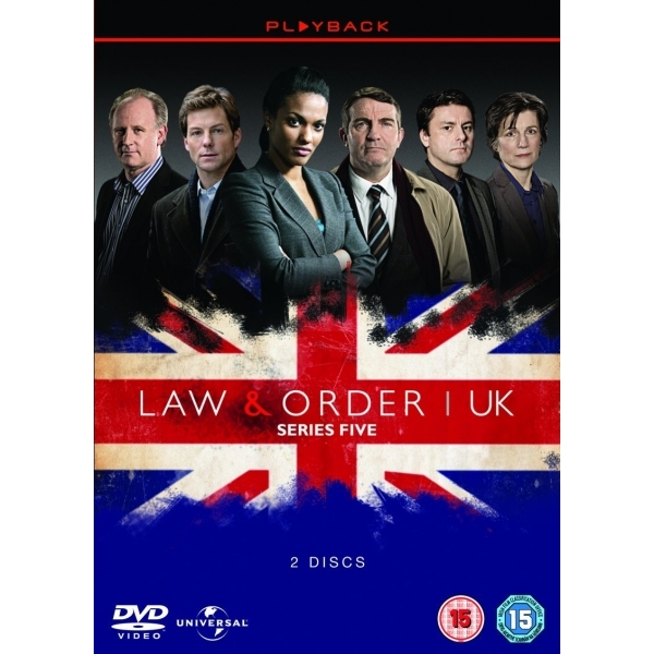 Law & Order: UK - Series 5 DVD