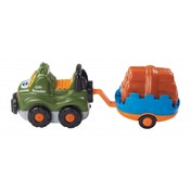 Vtech Baby Toot Toot Drivers Off Roader and Trailer