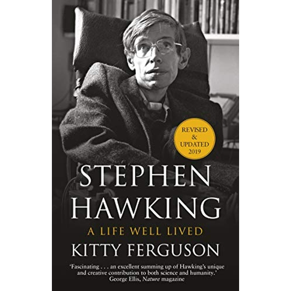 Stephen Hawking A Life Well Lived Paperback / softback 2019
