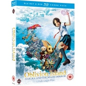 Oblivion Island Huraka And The Magic Mirror DVD & Blu-ray