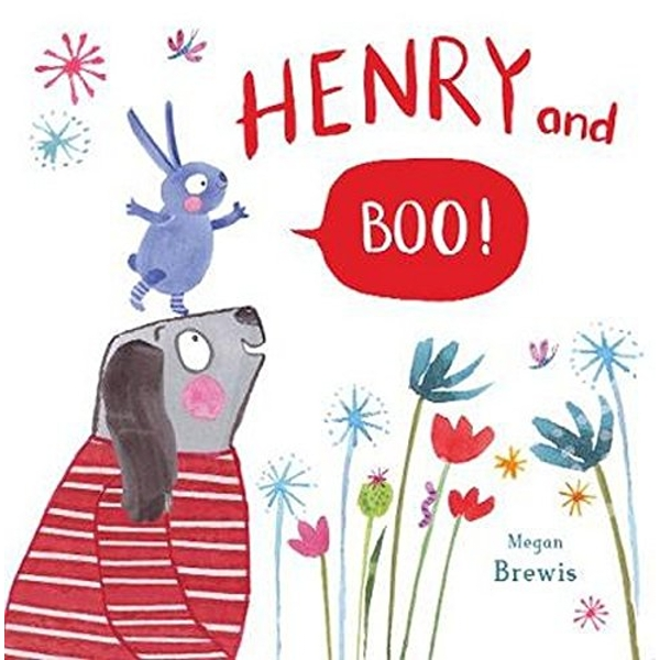 Henry and Boo by Megan Brewis (Paperback, 2017)